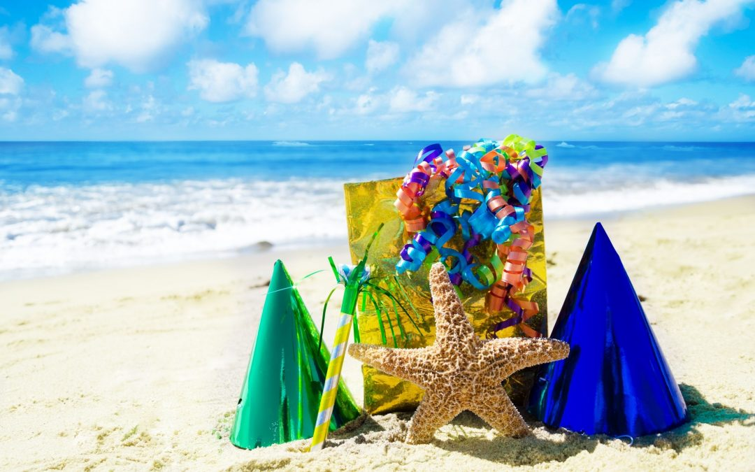 How to Throw a Fun Birthday Party at the Beach