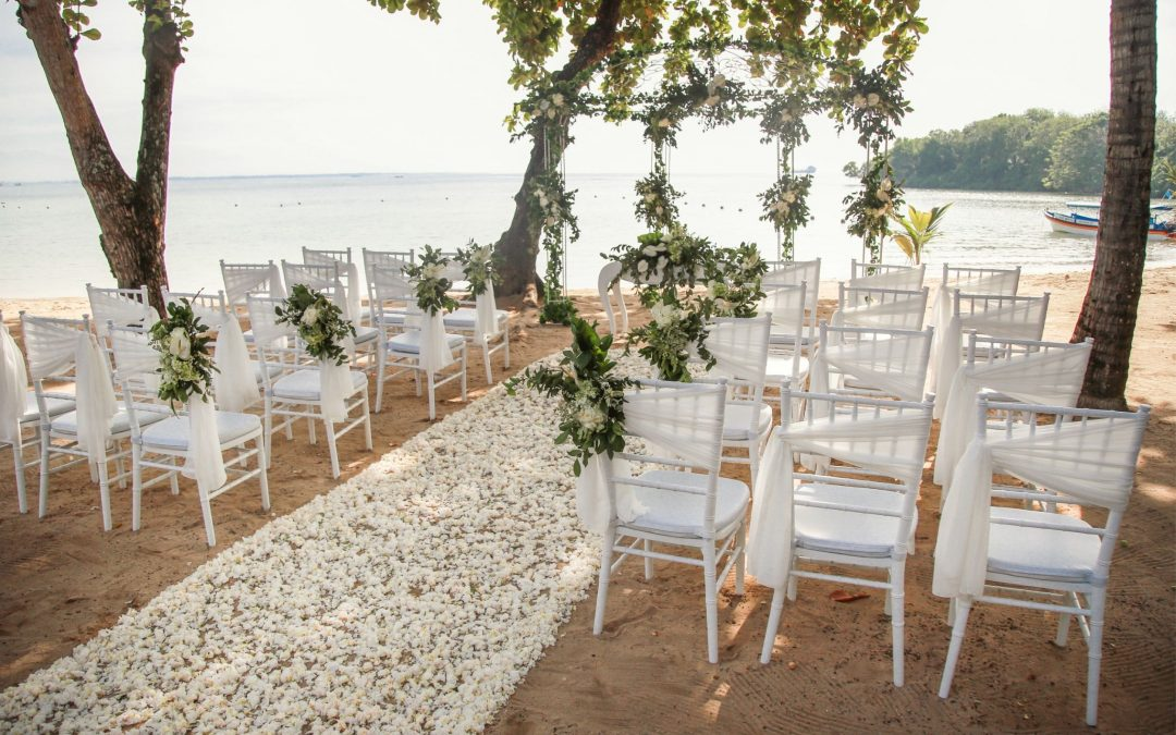 3 Tips for Choosing the Best Beach Wedding Venue