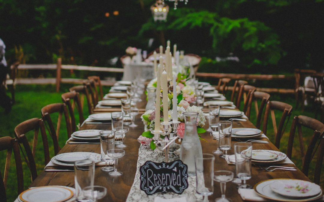 5 Ideas to Host the Rustic Wedding of Your Dreams